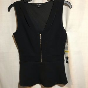 XOXO Black Top Medium